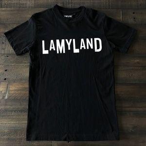 Rick Owens Michele Lamy LamyLand T-shirt XS